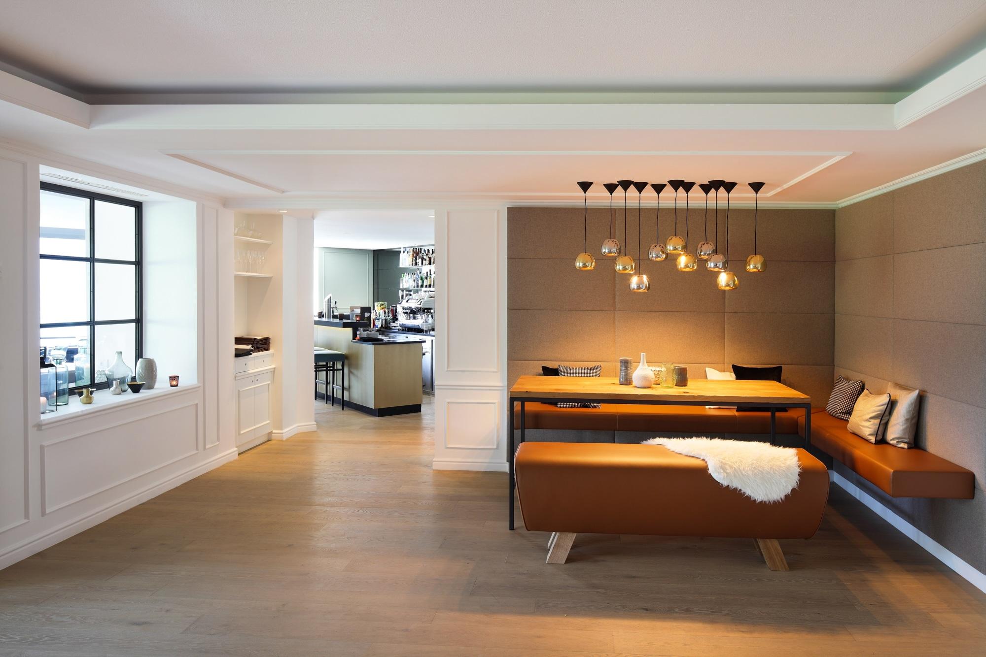 Das Tegernsee Hotel- Brystning